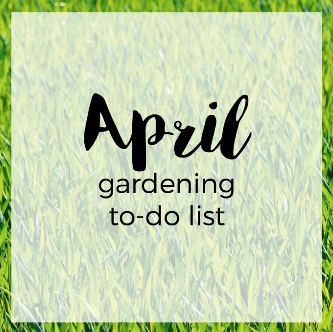 Utah Gardening To-Do List in April | Easy Garden Tips | How to Garden in Utah | Beginning Gardener